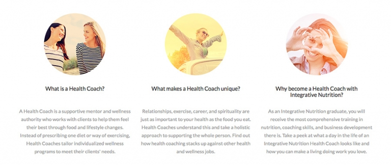 become health coach