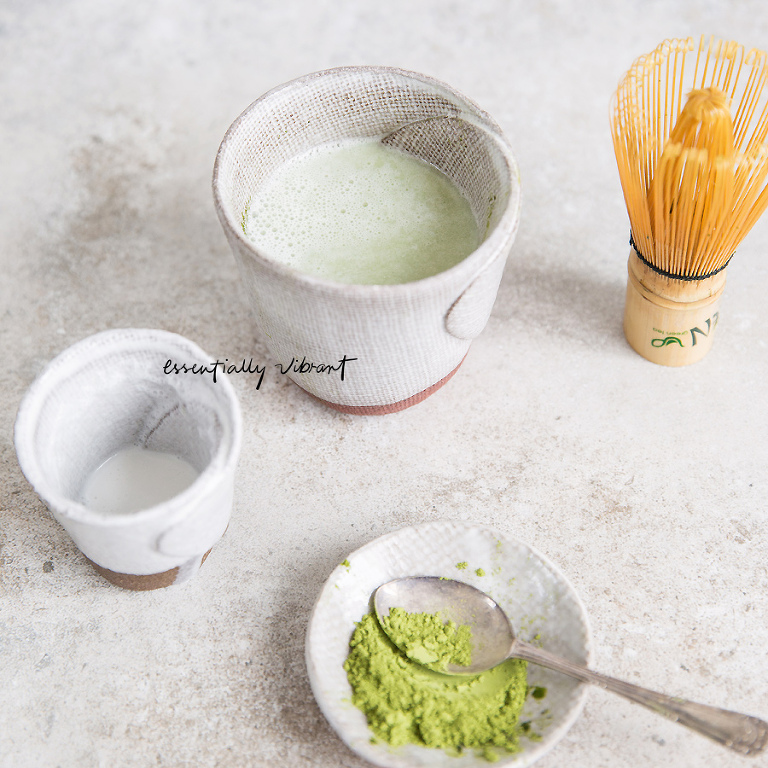 zen green tea matcha